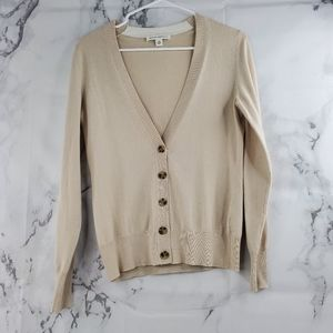 Banana Republic Button Front Cardigan Sweater